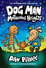 NEW Dog Man: Mothering Heights By Dav Pilkey Hardcover Free Shipping