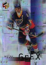 1999-00 Upper Deck HoloGrFx Gretzky GrFx - Wayne Gretzky #GG10