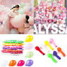 30PCS 5Inch Macaron Candy Colors Latex Balloons Baby Birthday Wedding Party Deco