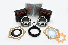 Land Rover Discovery 1 Defender New GENUINE TIMKEN or NTN Full Wheel Bearing Kit