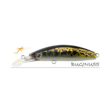 ARTIFICIALE SEASPIN BUGINU 55S 5.5g 55mm SINKING COLORE GBN