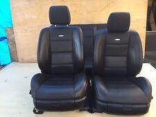 MERCEDES W221 S63 AMG SPORT HEATED SEAT SEATS BLACK AIR BAG MODULE NICE OEM