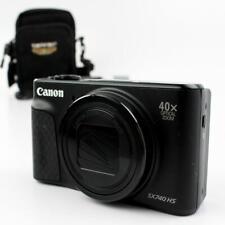 Canon PowerShot SX740 HS 4K Digital Camera - Black