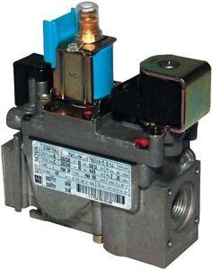 WOLF Ersatzteil 8601896 Gaskombiventil SIT827 für Erdgas GU-EK/-E/-1EK/-1E/GG-EK