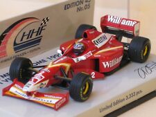 Minichamps 1:43 F1 Formel 1 Williams Mecachrome 1998 Launch Version Frentzen OVP