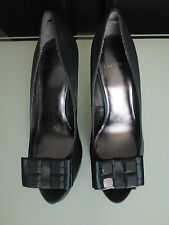 Carvela Women Size 6 Geen Peep-toe Heels Platform Shoes