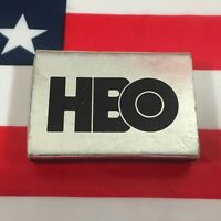 Vintage HBO Home Box Office Matchbox Unstruck Matches