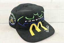 Bill Elliott Batman Forever Trucker Baseball Cap Hat New Unworn McDonalds Racing