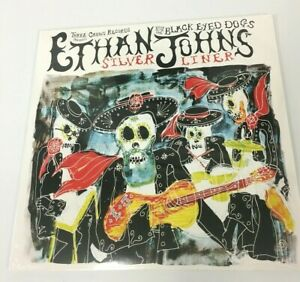 ETHAN JOHNS SILVER LINER LP [NEW / SEALED]