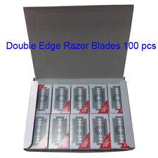 Dorco ST300 Stainless Steel Double Edge Razor Blades 100 pcs