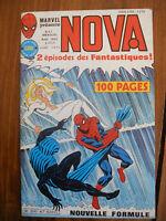 Semic MARVEL DC Comics FRANCE Spiderman BD LUG Super Heros NOVA n°67 Aout 1983