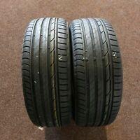 2x Bridgestone Turanza T001 215/50 R18 92W DOT 5217 Sommerreifen Neu