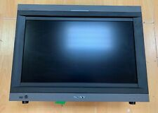 Sony PVM-L2300 Broadcast LCD Monitor Used in Stock