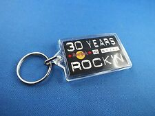 Schlüsselanhänger Hard Rock Cafe Niagara Falls Canada 30 Years 1971 - 2001 OVP