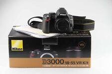 Nikon D 3000 d3000 solo body ottime condizioni 83061