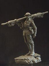 AC Models WW1 Allied Stretcher Bearer figure 1/32nd Unpainted kit