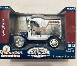 Remington Country Bank - Limited Edition Boxed