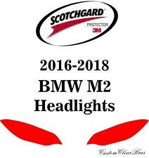 3M Scotchgard Paint Protection Film Clear Pre-Cut 2016 2017 2018 BMW M2 Coupe