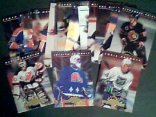 93/94 RATED ROOKIES COMPLETE 15-CARD SET (1 - 15)