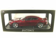 Aston Martin Rapide S (diavolo red) 2015