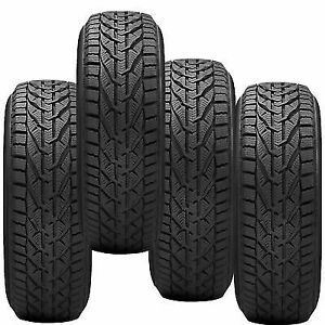 4 X 205/55 16 RIKEN WINTER SNOW 20555R16 94H XL ( MICHELIN GROUP TYRES )
