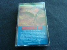 Midnight Oil Rock Music Cassettes