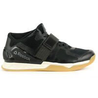 Reebok Men's Crossfit Combine Transition Black/Gum Lift Shoes BD5298 NEW!