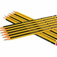 Staedtler Noris HB Pencils, School, Art, Drawing equipment 2 - 100 Cheapest