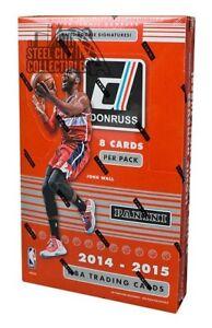 2014-15 Panini Donruss Hobby Basketball 20 Box Case