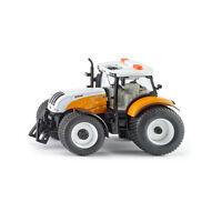 Siku 3286 Steyr 6240 CVT Kommunal Tractor Yellow Scale 1:3 2 NEW !°