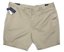 POLO RALPH LAUREN Shorts Size 52B classic fit Hudson Tan NWT Big And Tall