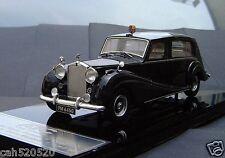 1/43 Rolls-Royce Phantom IV 1954 H. J. Mulliner Limousine 7-seater ,Chassis 4BP7