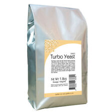 Turbo Yeast SW20 48 1.8 kg Home Alcohol Distilling and Industrial Fermentation