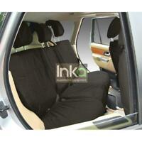 Freelander 2 Rear Inka Fully Tailored Waterproof Seat Cover No Armrest Black