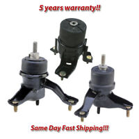 For Toyota Camry 2.4//3.0L 4203 4207 4211 Engine Motor /& Trans Mount Set M144