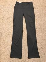 Members Mark Womens Size Small Active Performance Luxe Yoga Pant, Grey