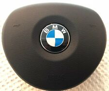 Brand New Genuine BMW Sport Steering Wheel Driver's Airbag Module 32306884672