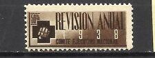 2012-SPAIN POLITICAL LABEL S.I.A.1938 .ANTIFASCISTA COMITE EJECUTIVO NACIONAL **