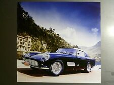 1959 Ferrari 410 Superamerica Coupe Print, Picture, Poster, RARE!! Awesome L@@K