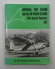 Australia, New Zealand and the SW Pacific Islands Civil Aircraft Registers 1977