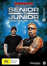American Chopper - Senior Vs Junior : Collection 2 (DVD, 2011, 2-Disc Set) Reg 4