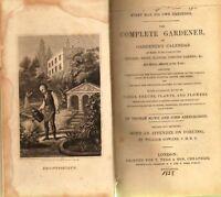 the complete gardener .tegg & son 1838