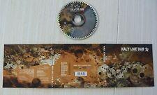RARE CD ALBUM DIGIPACK REPERCUSSIONS KALY LIVE DUB 11 TITRES + PLAGE CD ROM 2005