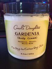 Carol's Daughter Gardenia Body Cream 8 Oz
