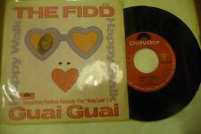 "THE FIDD""HAPPY WALK/GUAI GUAI-disco 45 giri POLYDOR Italy 1970"" OST Baby Love"