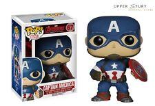 Pop Marvel Avengers 2 Captain America 67 Funko Pop Vinyl Expert Packaging