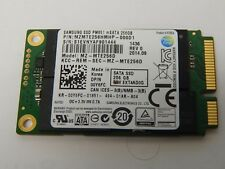 Samsung SSD PM851 mSATA 256GB SSD MZMTE256HMHP DP/N: 00Y6FC