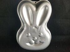 Wilton Bunny Head Cake Pan Mold 2105-2074 Holiday Baking 2003