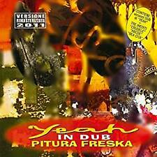 PITURA FRESKA - YEAH IN DUB  CD POP-ROCK ITALIANA