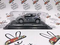 """DIE CAST """" PUNTO 206 WRC TOUR DE CORSE 2000  """" RALLY DEA* 1/43"""
